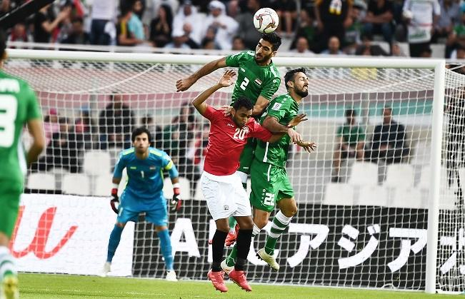 العراق للدور الثاني من كأس آسيا