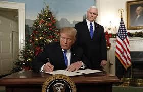 قرار ترامب يشجع الاحتلال على سلخ 230 ألف فلسطيني مقدسي عن مدينتهم
