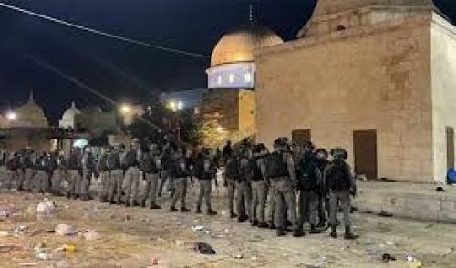 اجتماع عاجل لـ مجلس الأمن حول المواجهات في القدس