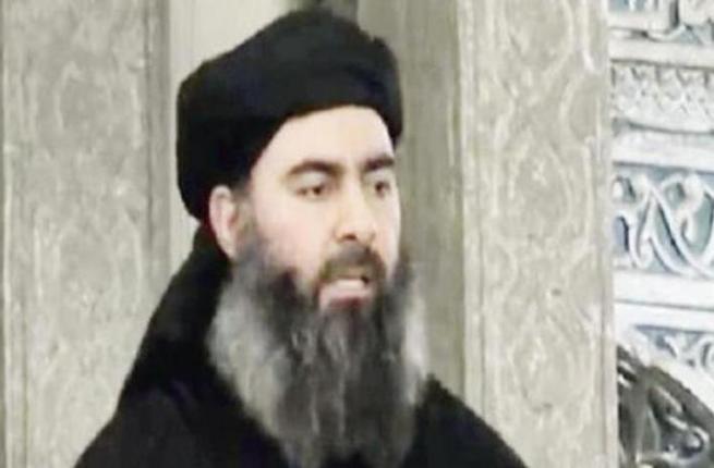 """العراق : قوة أميركية تحاصر زعيم """"داعش الإرهابي"""" ابو بكر البغدادي قرب الحدود مع سوريا"""