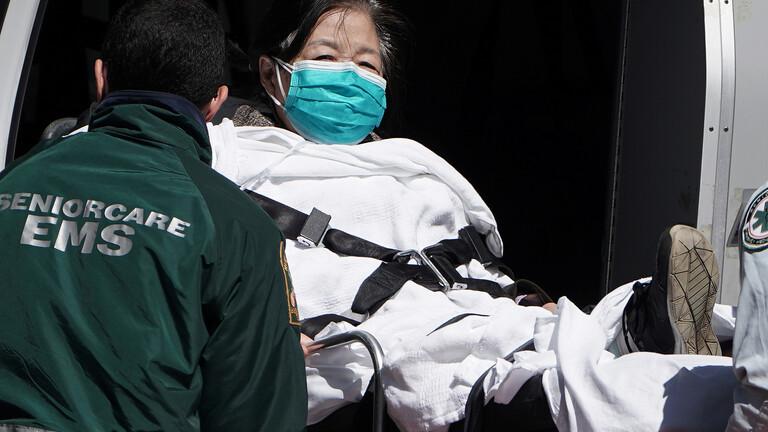 أكثر من مليون و200 ألف مصاب ونحو 65 ألف حالة وفاة بكورونا في العالم