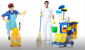 مطلوب عمال نظافة و مراقبين عمال