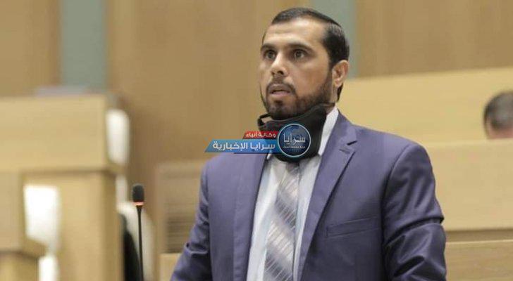 """النائب المشاقبة لـ """"سرايا"""" : وجهت أسئلة نيابية لـ """"ابو قديس"""" بعد القرار الجائر بحق طلبة التوجيهي المعيدين"""