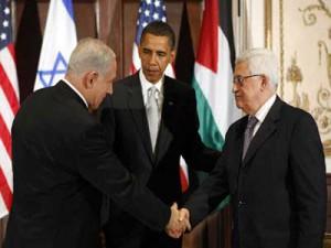 مفاوضات السلام بين إسرائيل والفلسطينيين تتجه إلى الفشل إلا في حال تدخل أمريكي