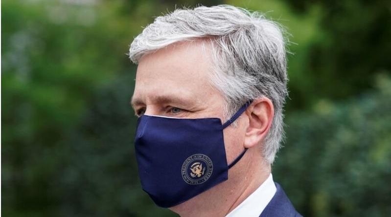 مستشار ترامب: تستر الصين على وباء كورونا يشبه كارثة تشيرنوبل