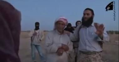 بالفيديو: داعش ترجم امرأة جديدة فى سوريا بعد اتهامها بالزنا  .. +18