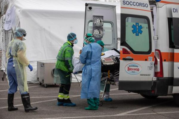 مليون مصاب بفيروس (كورونا) المستجد في العالم