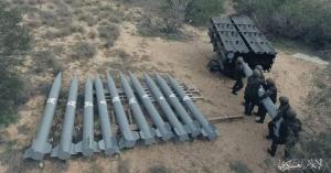 بدأت بصواريخ 1 كم  ..  كيف تطورت صواريخ المقاومة الفلسطينية؟  ..  فيديو