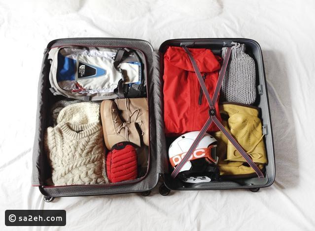 الأشياء المسموحة والممنوعة في حقائب السفر على الطائرة