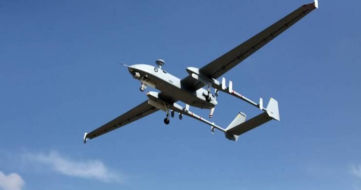 اسرائيل: أسقطنا طائرة مسيرة في سماء غزة