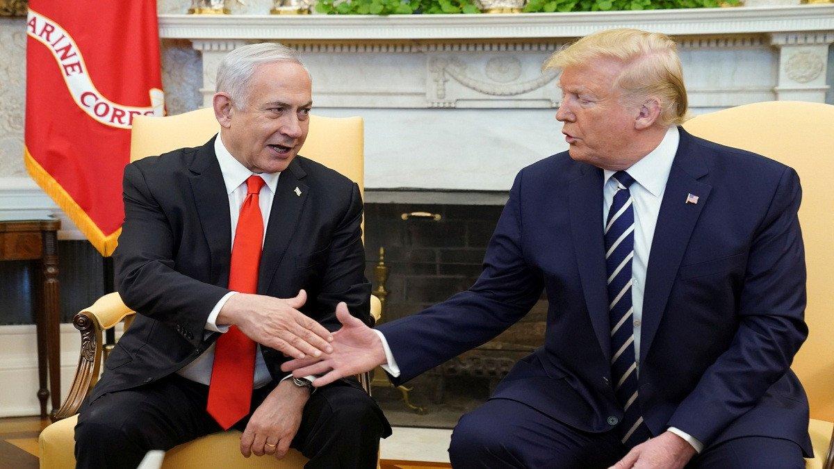 شروط أمريكية لدعم نتنياهو في خطته لضم أراض فلسطينية