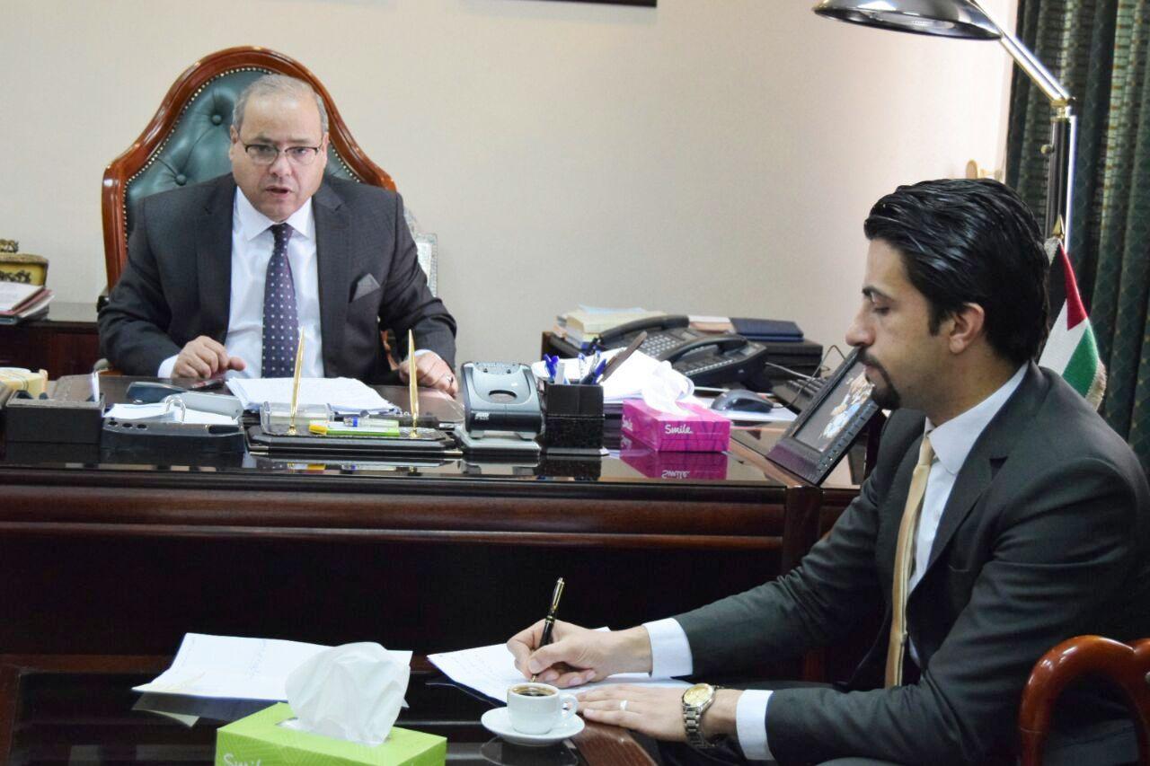وزير العدل لسرايا : توجه لتعيين رئيس النيابة العامة بإرادة ملكية و موازنة مالية مستقلة للمجلس القضائي