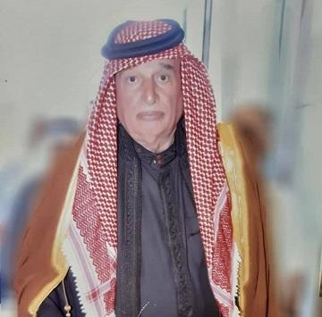 وفاة الحاج رجب مهاوش العبداللات