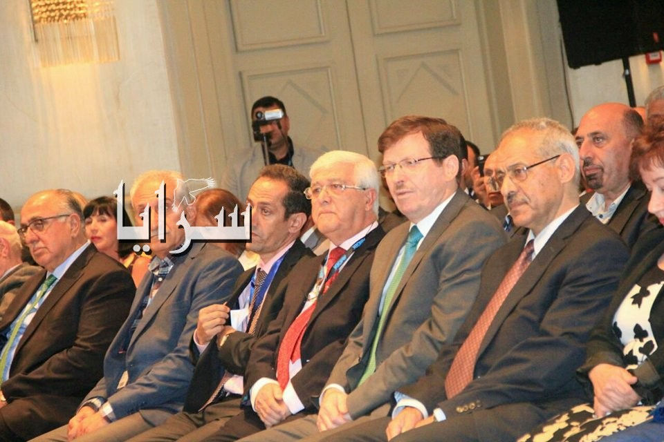 بدء المؤتمر الاردني السابع والعربي العاشر لاطباء الطب الطبيعي والتأهيل