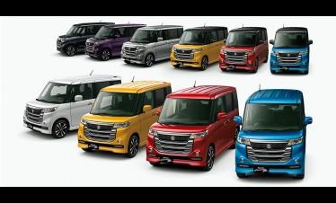 بالصور .. سوزوكي Spacia Custom Z تثبت أن السيارات الصغيرة ليست دائماً مملة !!