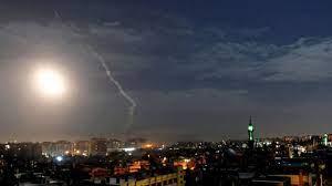 القوات السورية تتصدى لهجوم صاروخي صهيوني في ريف دمشق