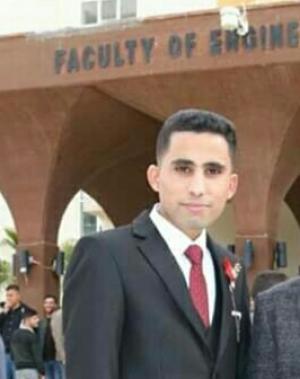 قيس العمرو ..  مبارك التخرج