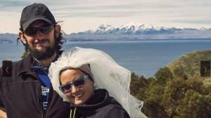 أطول شهرعسل لزوجين بولنديين يستمر200 يوم !