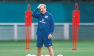 استقالة هودجسون من تدريب إنجلترا