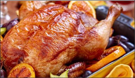طريقة عمل صينية دجاج بالفرن