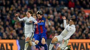 بالصور..10 لحظات لا تنسى في مباريات ريال مدريد وبرشلونة
