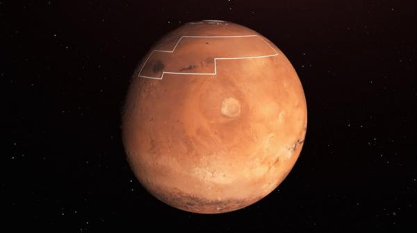 النيازك تكشف تعدد مصادر المياه على المريخ
