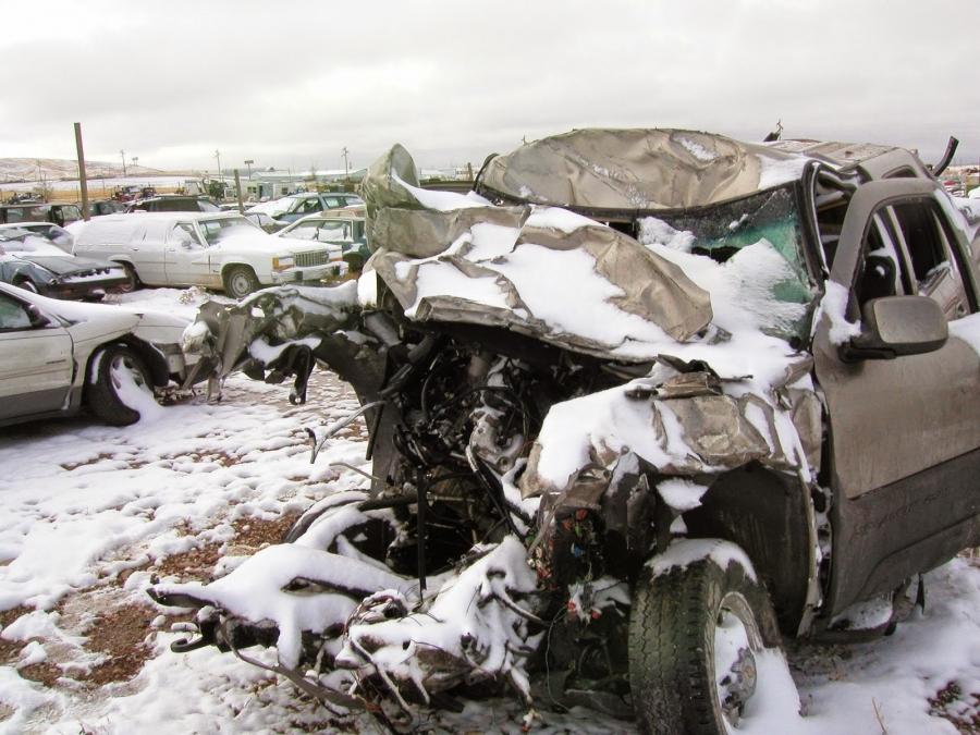 بالتفاصيل   .. حوادث السير الناتجة عن الثلوج غير مغطاة بالتأمين
