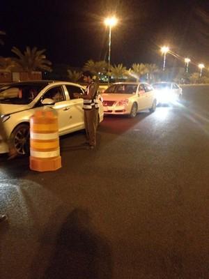 السعودية .. خلال 4 ساعات فقط ضبط وتوقيف ٢٠٠ مخالف بحملة مرورية