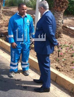 """رغماً عن ديوان المحاسبة ومكافحة الفساد ... كلين سيتي تغادر العقبة و """"اللبنانية"""" تباشر عملها"""