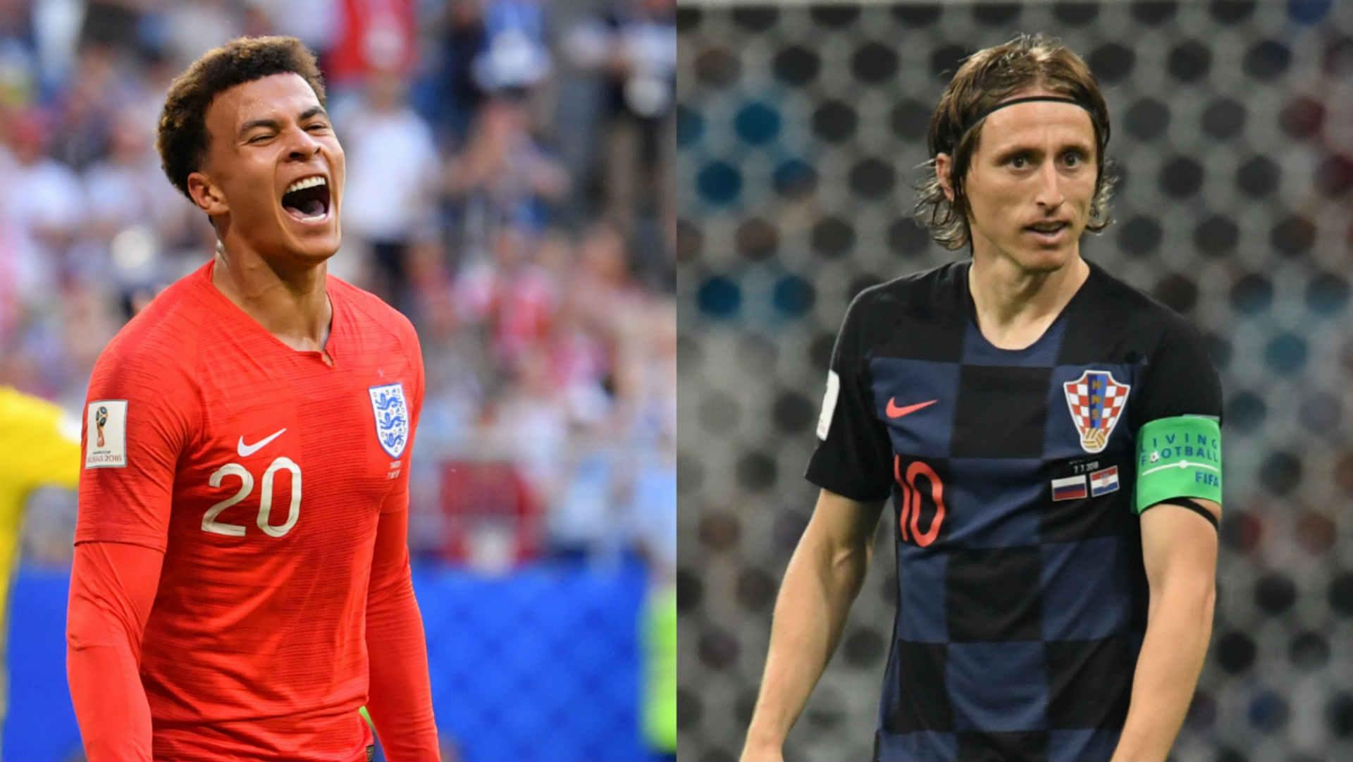 إنجلترا ضد كرواتيا  ..  أبرز مباريات اليوم في الملاعب العالمية والعربية والقنوات الناقلة