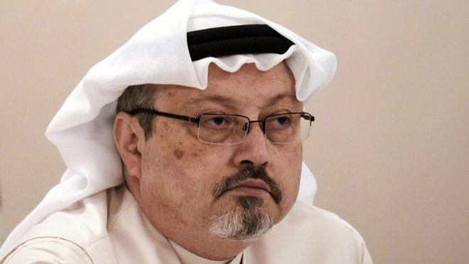 """أحدث تطورات قضية اختفاء الصحفي السعودي """"خاشقجي """""""