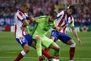 أتلتيكو مدريد يخطف فوزا صعباً من يوفنتوس (فيديو)