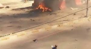 """""""إرهابيان"""" فجرا نفسيهما في مواجهة مع قوات الأمن في جدة"""