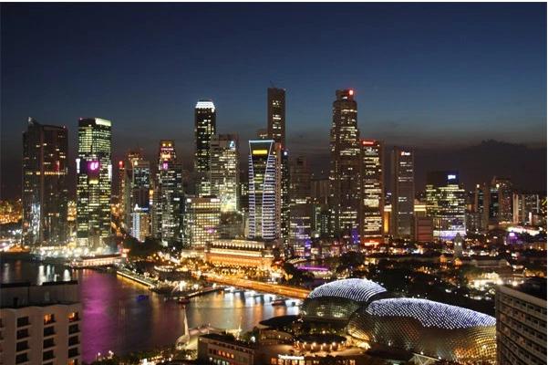 شاهد بالصور ..  سنغافورة ..  زهرة السياحة الآسيويّة الجميلة