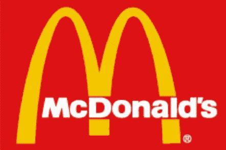 تراجع سهم ماكدونالدز