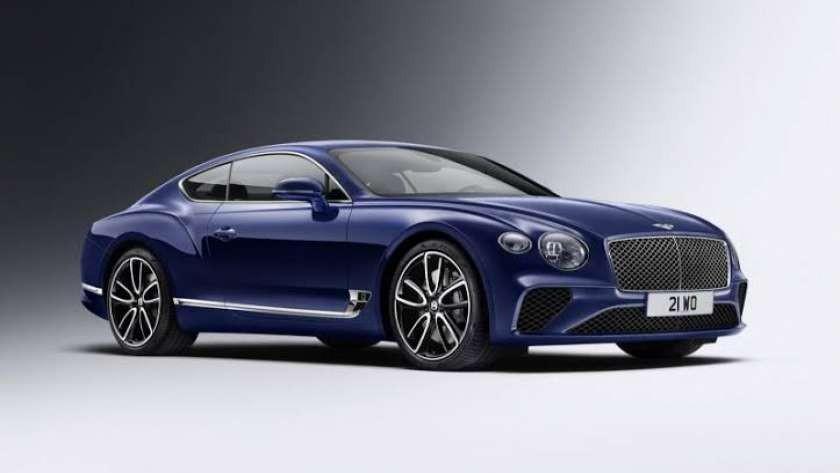 """""""بنتلي"""" تعيد تطوير مفهوم السيارات الفاخرة في العالم"""