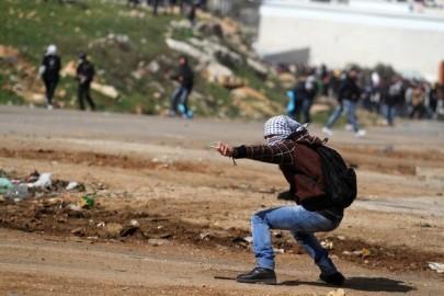 إصابة شاب بمواجهات مع الاحتلال ببيت لحم
