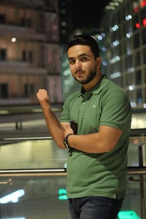 أحمد القيسي  ..  كل عام وانت بخير و صحة وسلامة