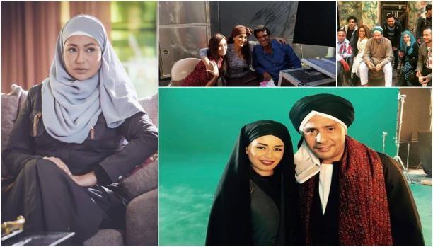 بالفيديو :خمس فنانات يظهرن بالحجاب قريباً ..  انتظروهن
