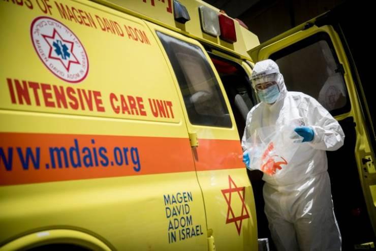 الصحة الصهيونية : 4 وفيات و1650 إصابة جديدة بفيروس كورونا