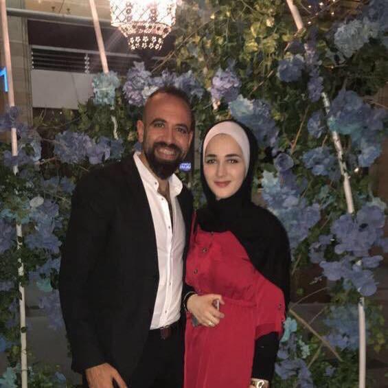 أحمد ونور  .. مبارك عقد القران