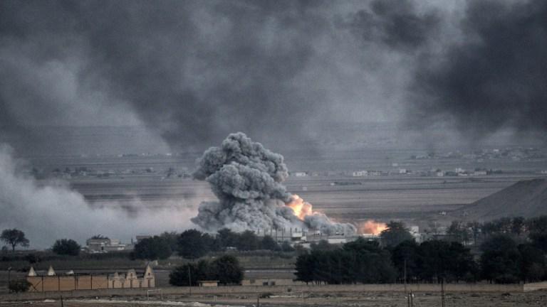 17 قتيلا في غارات أميركية شرقي سوريا