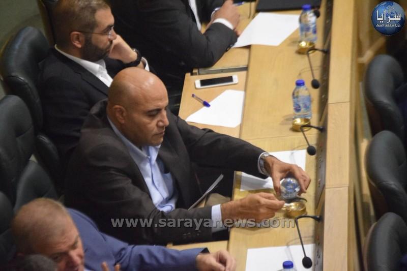 النائب الحباشنة للرزار : كيف ستحمي وزارة الداخلية مدير مستشفى البشير ؟
