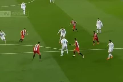 بالفيديو .. ملخص مباراه ريال مدريد وجيرونا 6-3