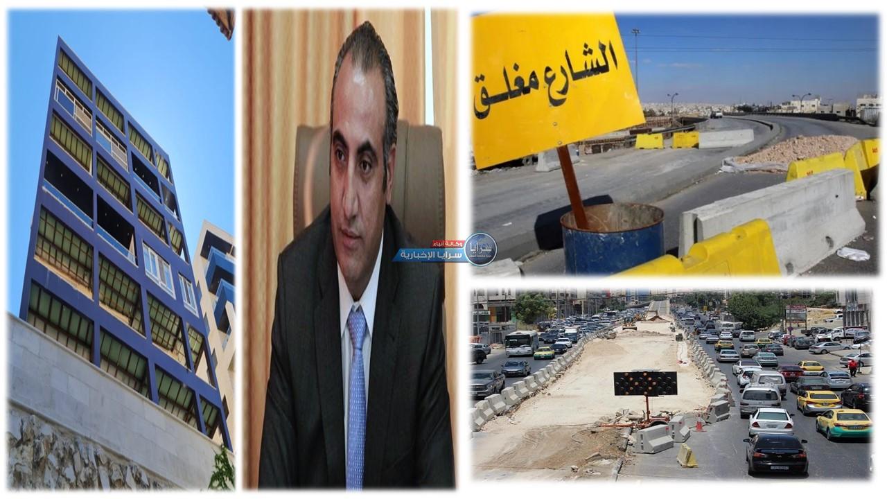 لماذا هذه اليد المرتجفة يا أمين عمان في تطبيق القانون؟