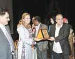 مركز الملك عبد الله الثاني الثقافي يكرم ابداعات أردنية