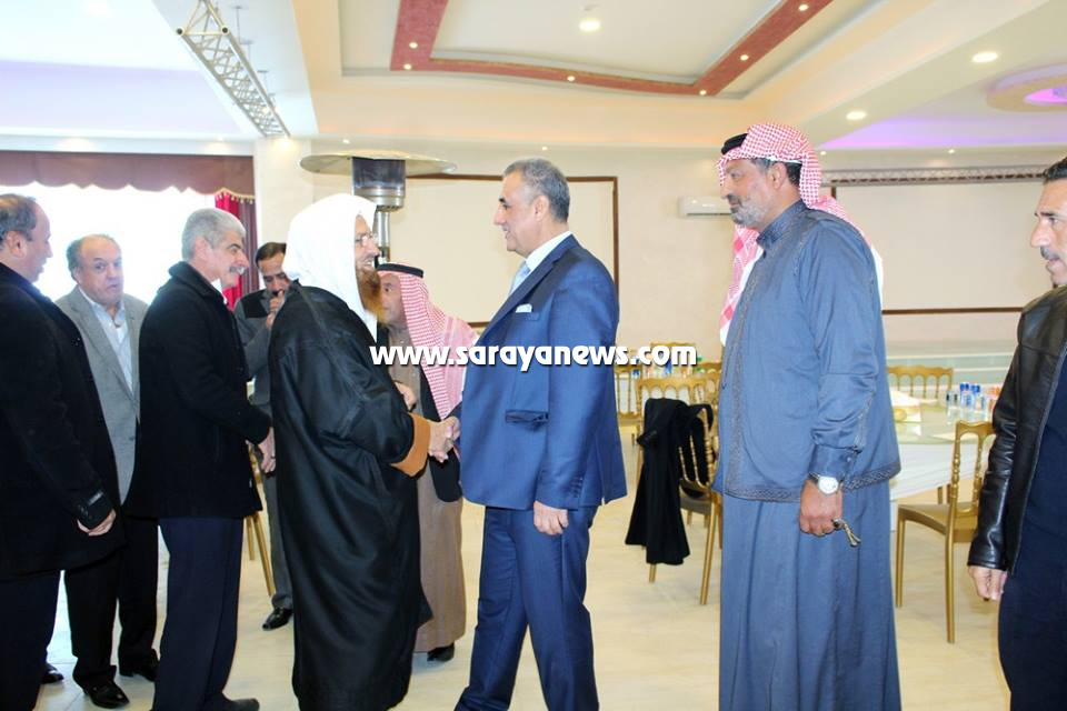 حفل اشهار لجمعية همة النشامى الخيرية في شفا بدران ..  صور