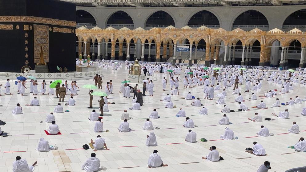 """""""عزوف كبير"""" لدى الأردنيين عن الذهاب لأداء مناسك العمرة ..  أبو ذياب يوضح الأسباب"""