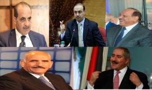 """حماد و جودة و المصري و المومني والذنيبات بـ""""سبع أرواح"""""""