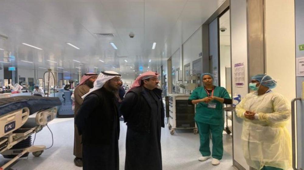 الكويت: 7 وفيات و 608 إصابة جديدة بفيروس كورونا
